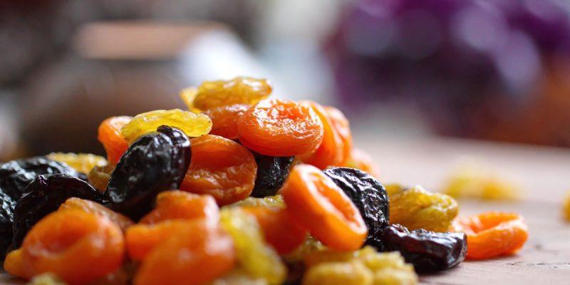 פירות יבשים סוד הטעם